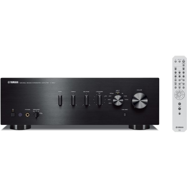 Yamaha - [AS-501BL] Amplificatore Integrato Hi-Fi Nero