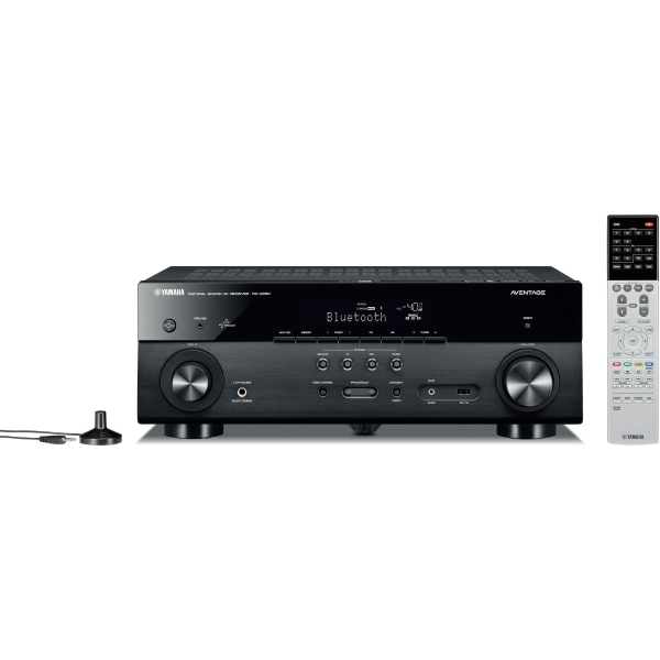 Yamaha - Aventage - [RX-A550] Sintoamplificatore AV Nero