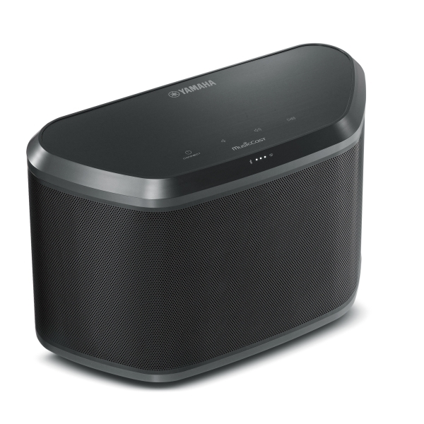 Yamaha - [WX-030] Diffusore Audio Desktop Nero