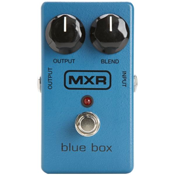 Dunlop - Mxr - [M103] Blue Box