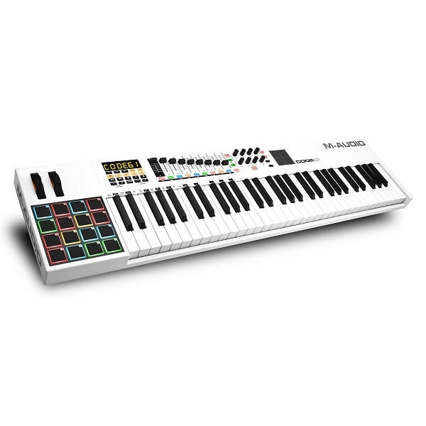 M-Audio - [CODE61] MASTER KEYBOARD USB/MIDI