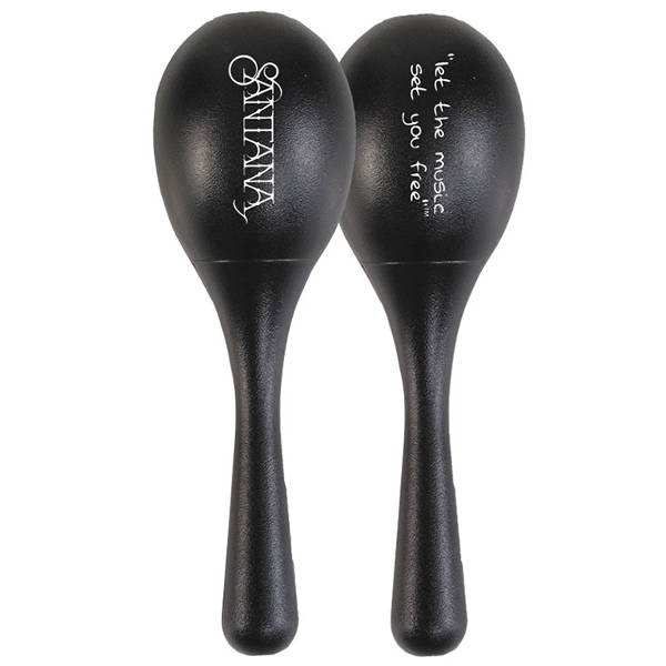 Lp Latin Percussion - LPR012-BK Santana Egg