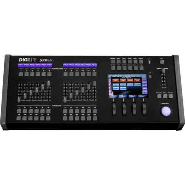 Digilite - [PULSEMX] PULSE-MX Light console 3072 canali DMX