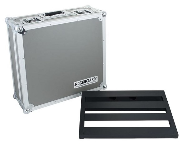 Rockbag - [RBO-CLUBFC43] RockBoard Club Supporto Pedaliera con Flight Case