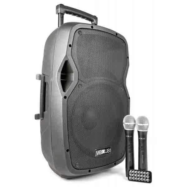 Vexus audio - [AP1200PA] Amplificazione portatile