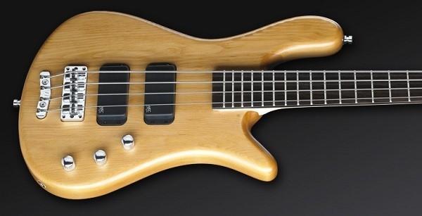 Warwick - [STREAMER-STANDARD-4-2HB] Basso elettrico Rockbass 4 corde Honey Violin