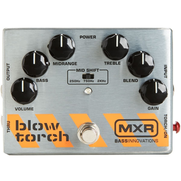 Dunlop - Mxr - [M181] Blow Torch Distortion