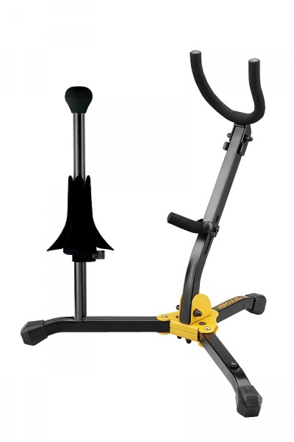 Hercules Stands - [DS533BB] Supporto per Sax + borsa