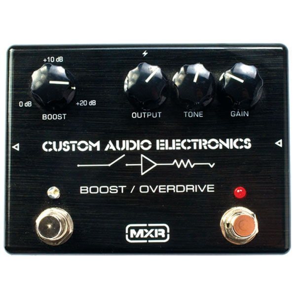 Dunlop - Custom Audio - [MC402] Boost/Overdrive