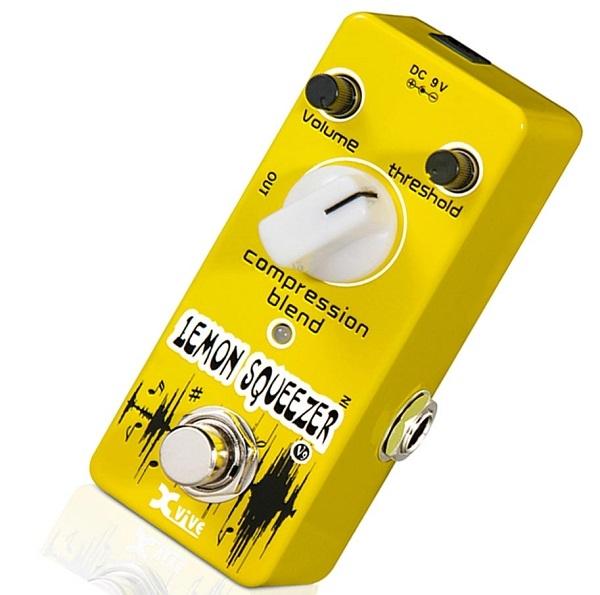 Xvive   - [V9-Lemon-Squeezer] Compressore