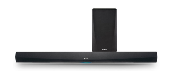 Denon - [HEOS] HOME CINEMA SOUNDBAR + SUBWOOFER