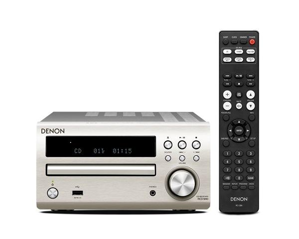 Denon - [RCD-M40] Micro Sistema Hi Fi