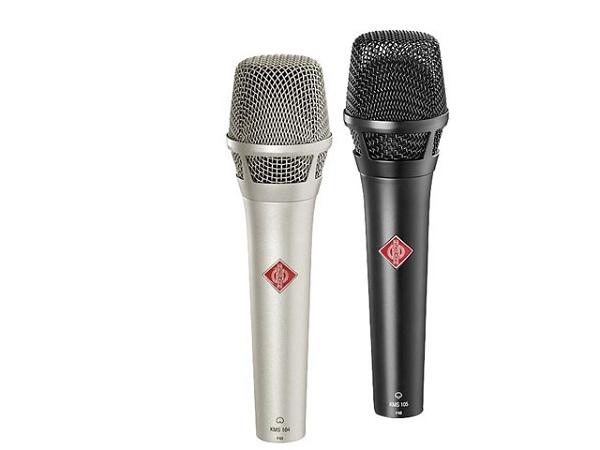 Neumann - [KMS-104] Microfono cardiode Neumann