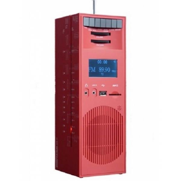 Brionvega - [RR-327R] Radio grattacielo am/fm