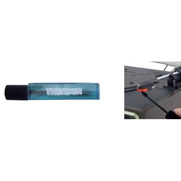 Thender -  [SP-3L] Spazzola e liquido per puntine