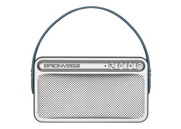 Brionvega - [WEAR-IT-P] Speaker Bluetooth portatile con Borsa color Purple