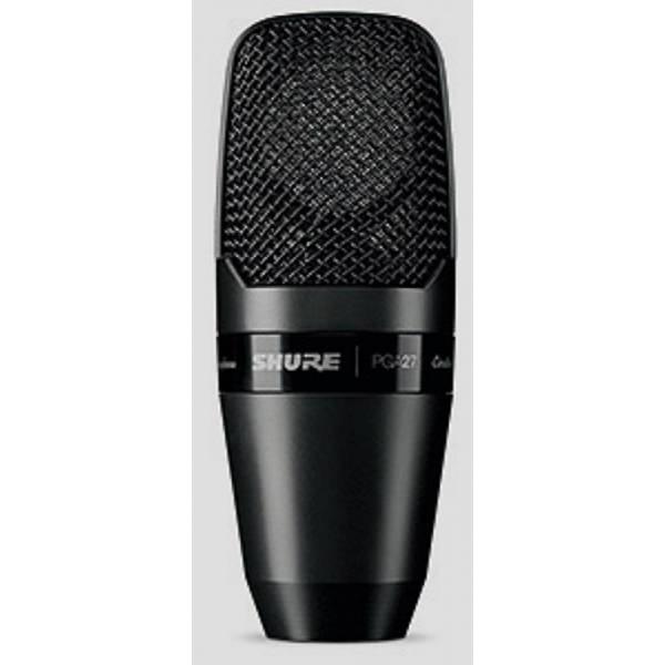 Shure - [SHURPGA27] Microfono a condensatore