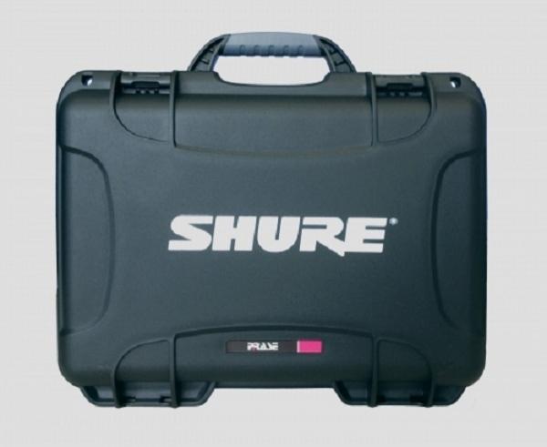 Shure - [SHURCAS910] Valigetta portatile radiomicrofoni nanuk 920