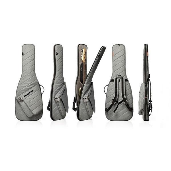Mono - [BASS-SLEEVE-ASH] Custodia professionale per basso, color cenere