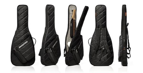 Mono - [SLEEVE-BK] Custodia per chitarra, nera