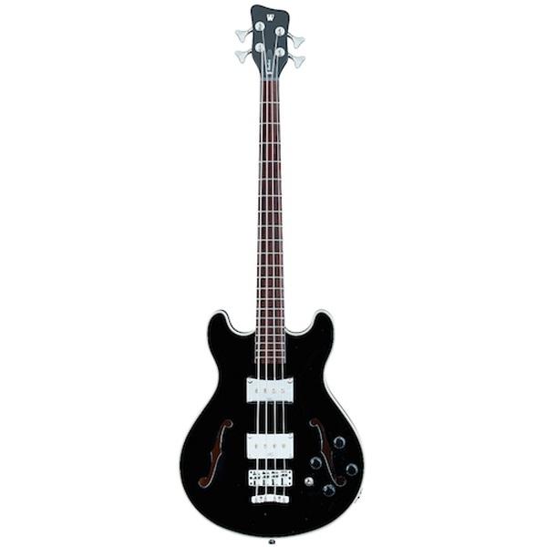 Warwick - [ROCKBASS-STARBASS] Basso 4 corde nero