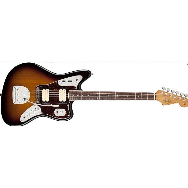 Fender - [0143001700] Kurt Cobain Jaguar NOS 3TSB + custodia