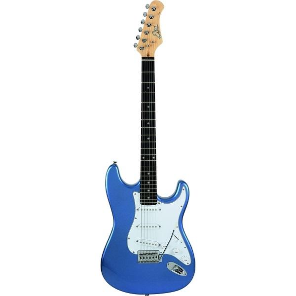 Eko - [S-300-METALLIC-BLUE] Chitarra elettrica solid body, blue metallizzato