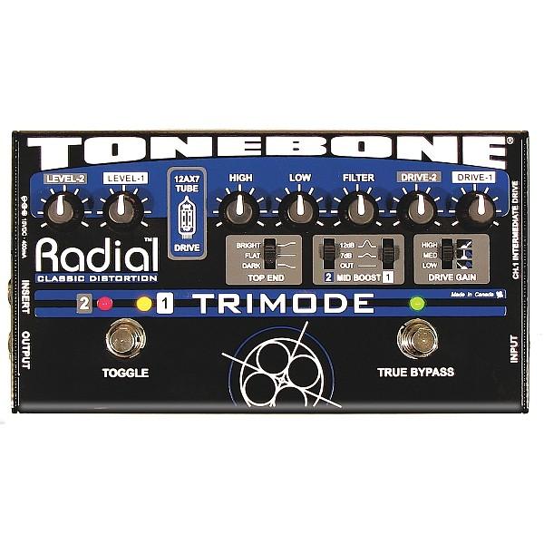 Radial - Tonebone Trimode Tube Distorsion