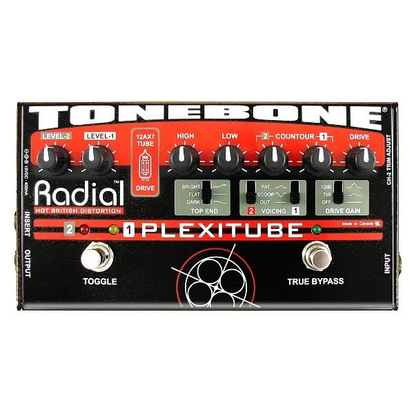 Radial - Tonebone Plexitube Tube Distorsion