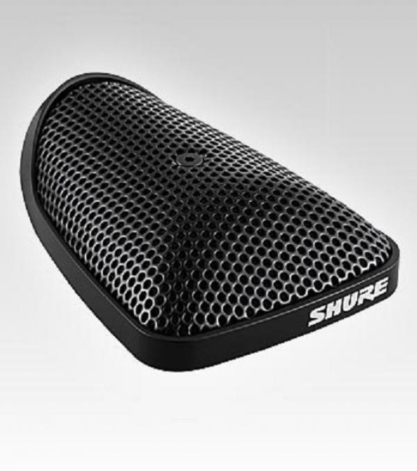 Shure - [CVBBC] Microfono basso profilo boundary, cardioide