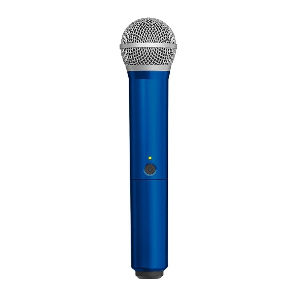 Shure - [WA712-BLU] Copertura blu per microfono trasmettitore radio