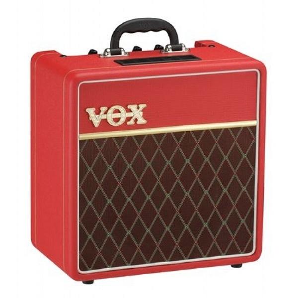 "Vox - AC4 - [AC4C1-RD] AMPLIFICATORE VALVOLARE PER CHITARRA 1x10"" 4W ED.LIMITATA"
