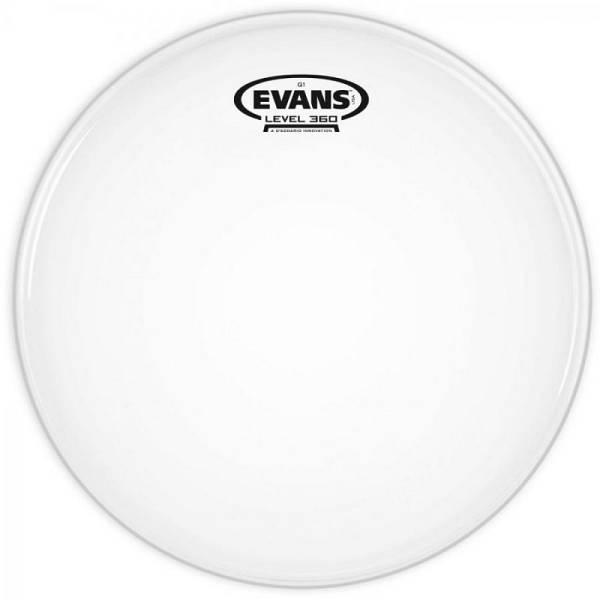 """Evans - G1 Coated - [BD16H1CW] Pelle per batteria sabbiata 16"""""""