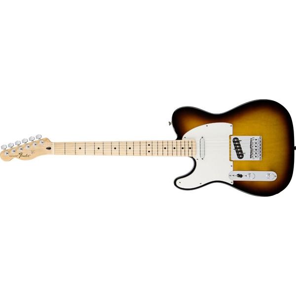 Fender - Mexican Standard - [0145122506] STANDARD TELECASTER MANCINA SUNBURNST