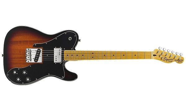 Fender - Squier Vintage Modified - [0301260500] Chitarra Vintage Modified Telecaster Custom Sunburst