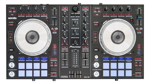 Pioneer - [DDJ-SR] CONTROLLER SERATO DJ, 2 CANALI