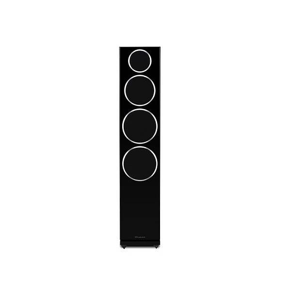 Wharfedale - [diamond-240] Coppia di diffusori da pavimento, neri