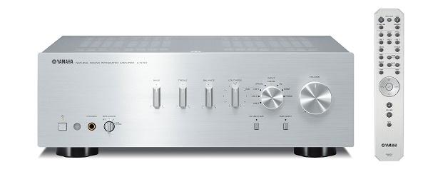 Yamaha - A Series - [AS-701SI] AMPLIFICATORE INTEGRATO HI-FI, 2x90vWatts SILVER