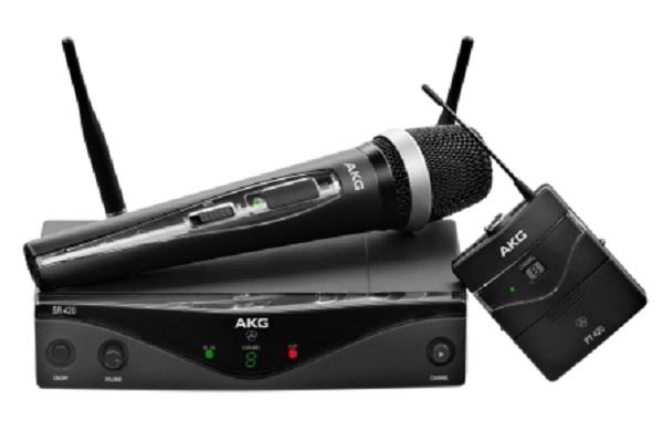 Akg - [WMS420-BD-B2] Sistema microfonico wireless