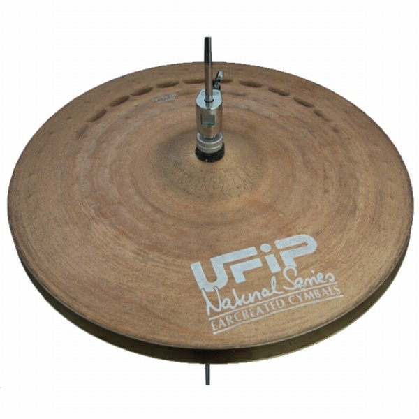 Ufip - Natural - Regular Hi-Hat 14""