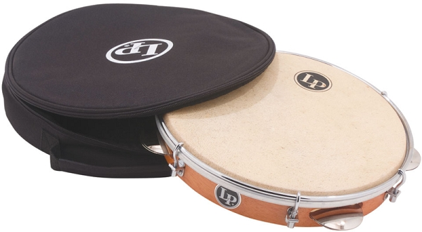 Lp Latin Percussion - [LP-3010N] Pandeiro in legno 10""