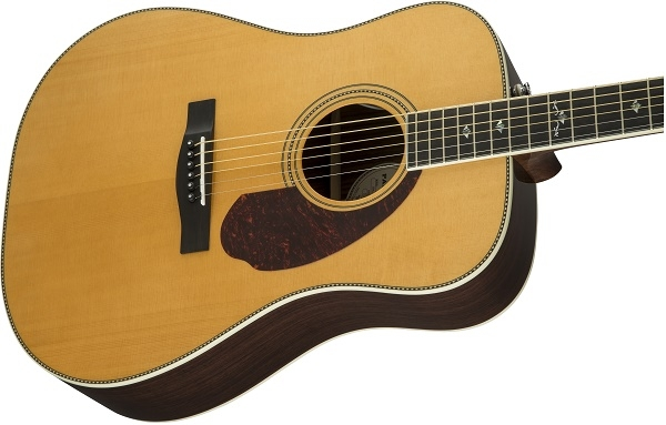 Fender - [PM-1-DELUXE] Chitarra acustica dreadnought natural