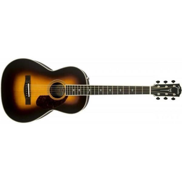 Fender - [PM-2-DELUXE-PARLOR] Chitarra acustica vintage sunburnst