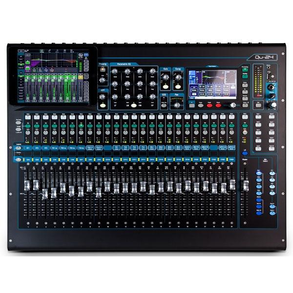 Allen & Heath - [QU-24 CHROME EDITION] Mixer digitale