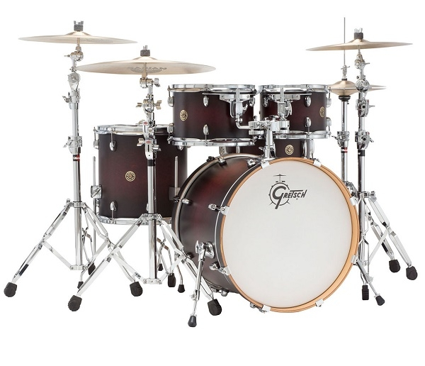 Gretsch - Catalina Maple - [CM1-E825] Catalina Satin Deep Cherry Burst