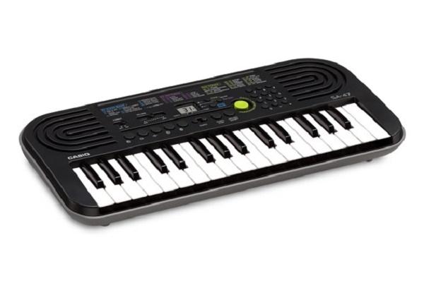 Casio - [SA-46AH7] Mini tastiera entry level