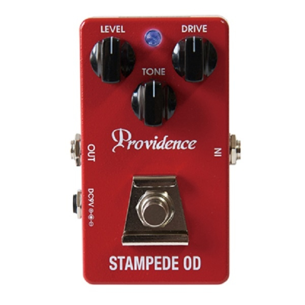 Providence - [SOV-2] Effetto chitarra stampede overdrive