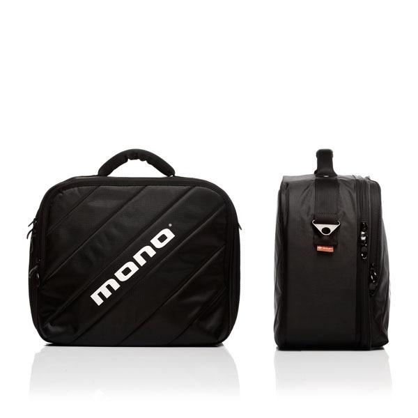 Mono - [M80-DOUBLE-PEDAL] Custodia per doppio pedale, nera