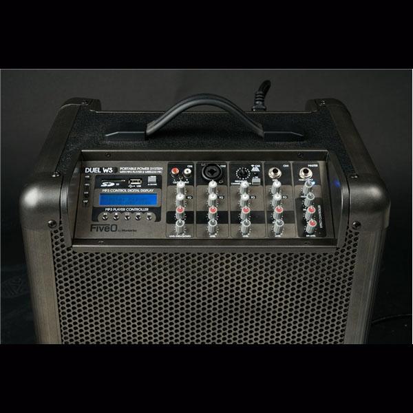 Montarbo - [DUEL WS] Sistema di amplificazione portatile