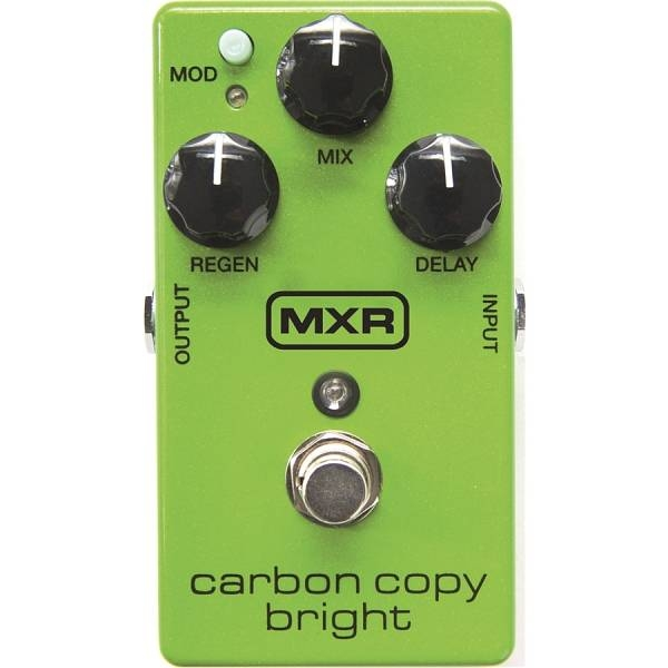 Dunlop - Mxr - [M-269-SE] Carbon Copy Bright Analog Delay